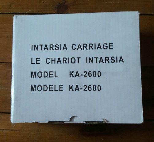 Продам каретку интарси( вязальная машина)