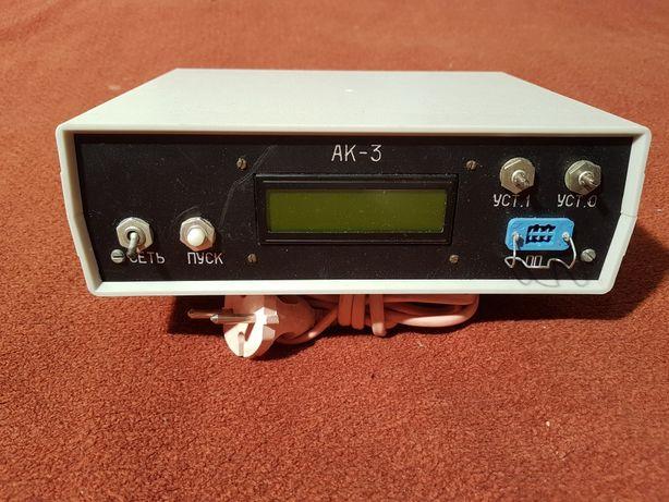 Анализатор качества моторных масел масла АК-3