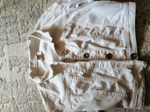 Джинсовая куртка мехх