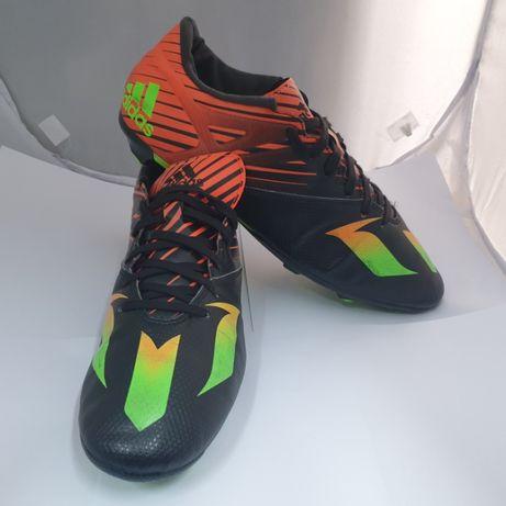 Ghete fotbal Adidas 45, 29 cm