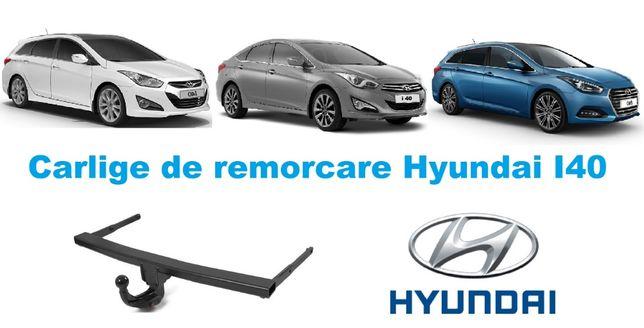 Carlige de remorcare omologate RAR Hyundai I40 - 5 ani garantie