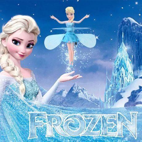 Эльза из мф. Холодное сердце летающая фея Frozen