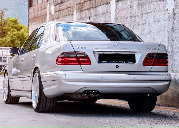 Стоп ляв Мерцедес Е класа В210 десен АМГ стопове Авангард Mercedes AMG