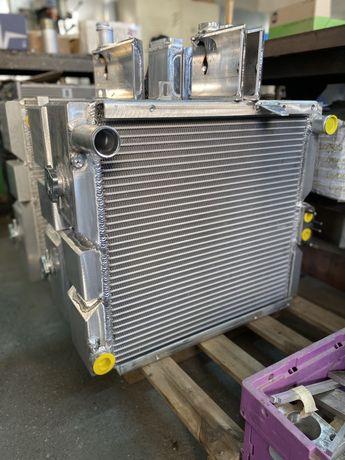 Reparatii Radiatoare Utilaje | Aluminiu Cupru | Radiatoare noi Buldo