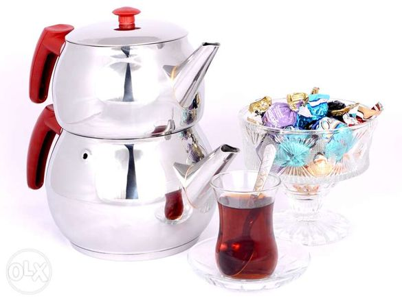 Чайник+Безплатна доставка до офис на еконт!!!