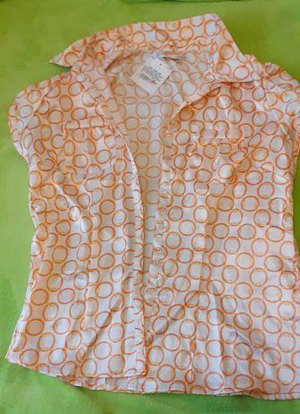 bluza de dama de vara cu maneca scurta