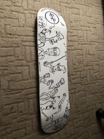 Placă de skate personalizată manual