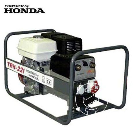 Inchiriere Generator de sudura si trifazat Honda Timisoara