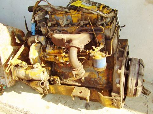 cinci motoare Perkins pentru tractoare Fiat 450 in 4 sau 6 pistoane