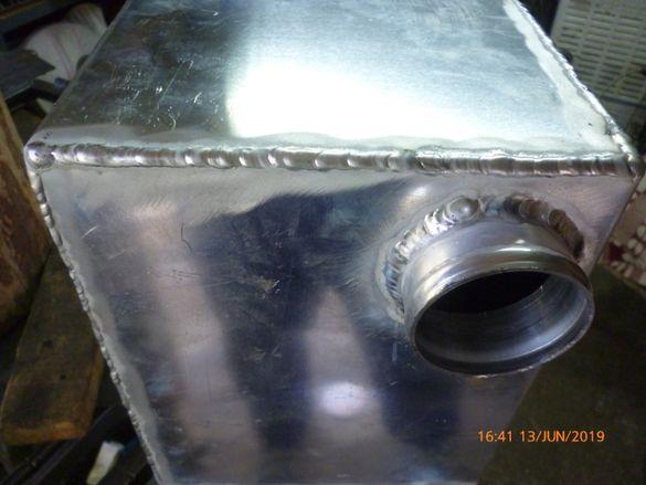 Аргоново заваряване - ВИГ - алуминий, неръждавейка, мед