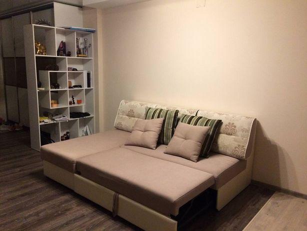 Сдаётся уютная 1ком квартира в районе Мангелик Ел 60000 тг