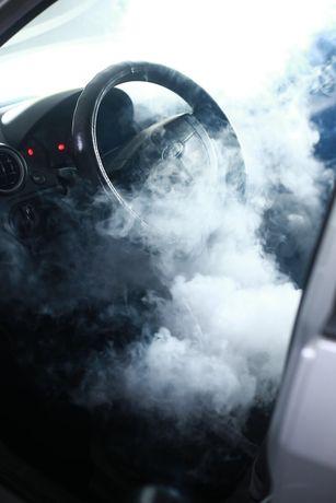 Сухой туман для авто, офисов и жилых помещений
