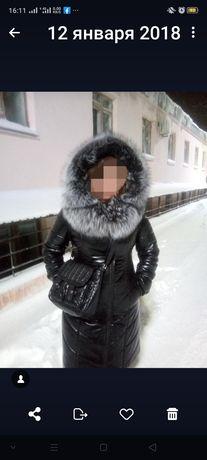 Продам пальто ЭКО кожа
