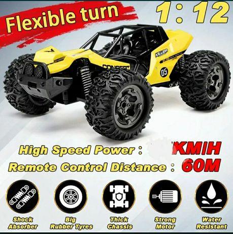 Masina mare 34 cm de viteza 25-30 KM/H cu Telecomandă produs nou