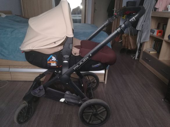Дeтска количка Jane muum 3 в 1