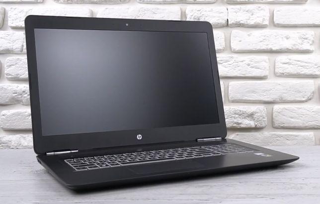 ‼️Новый игровой Ноутбук HP/core i7-7500/GeForce 1050/SSD/17,3 FULL HD