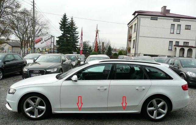 Praguri ornamente Bandouri Sline Audi A4 B8 S4 RS4 S-line 2008-2015