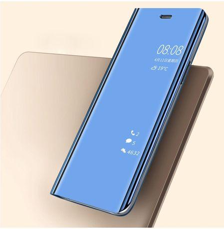 Samsung S10e S10 S10 Plus - Flip Case Oglinda Lucios Clear View