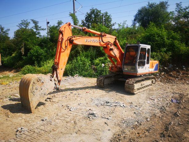 Excavator cu senile Fiat Hitachi