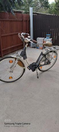 Bici sparta electrica grand de luxe