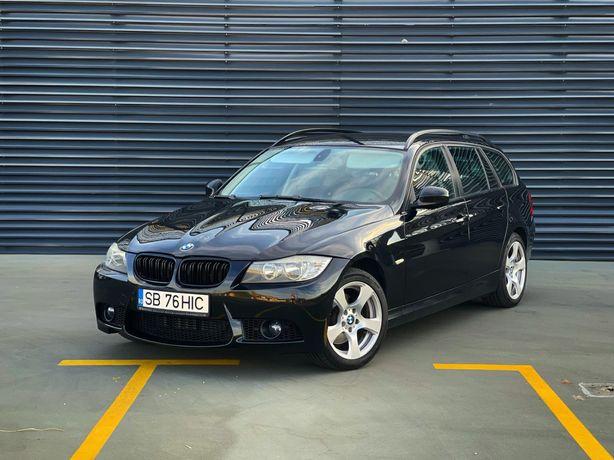 Bmw Seria 3, E91 facelift E5