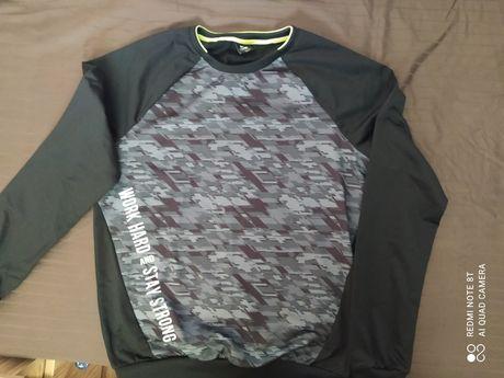 Мъжка спортна блуза