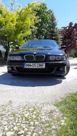 Vând BMW 530 diesel, M-packet, automat, an fabricație 2003, 194 cp