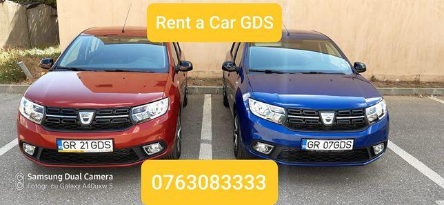 Rent a Car GDS închirieri, închiriez auto Dacia Logan/100lei zi
