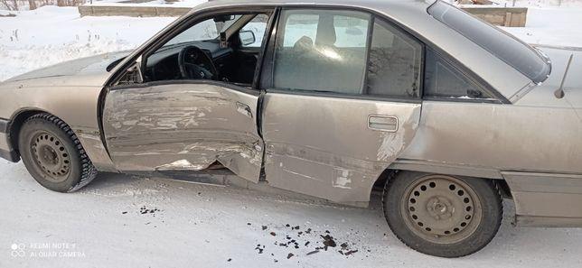 Продам авто кз учет, требует ремонта,