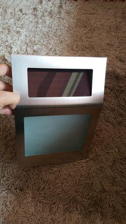 Numar la casa solar de inox