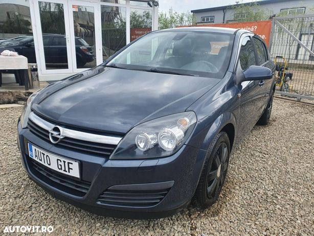 Opel Astra Automata Posibilitate rate avans 0%