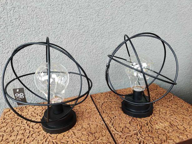 2 veioze/lampi stil industrial