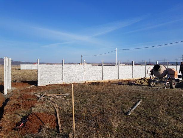 Gard beton,calitate superioară