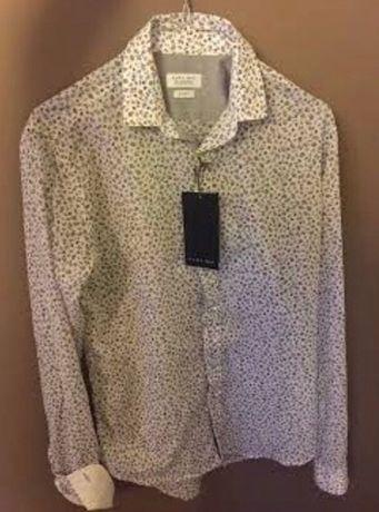 мъжка риза ZARA Slim Fit