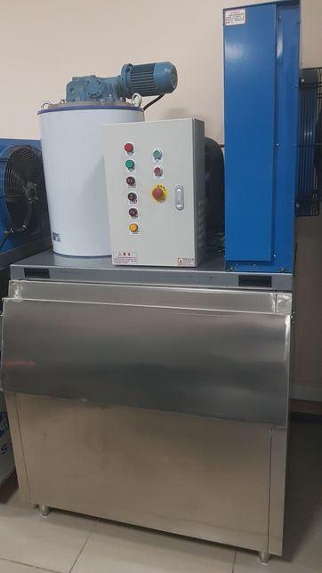 Льдогенератор для чешуйчатого льда на 300кг