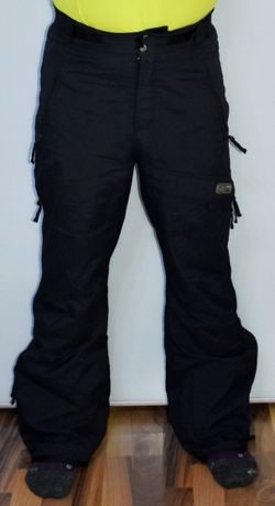 Pantaloni ski ZIENER cam M unisex transport inclus