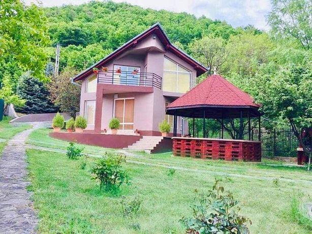 "Vila ""Peisaj de vis"" situata in Dubova, pe clisura Dunarii, la cazane!"