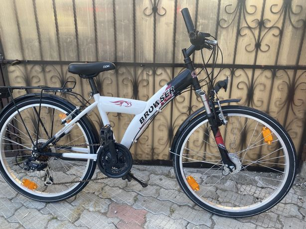 "Bicicleta Browser 24"" germany"