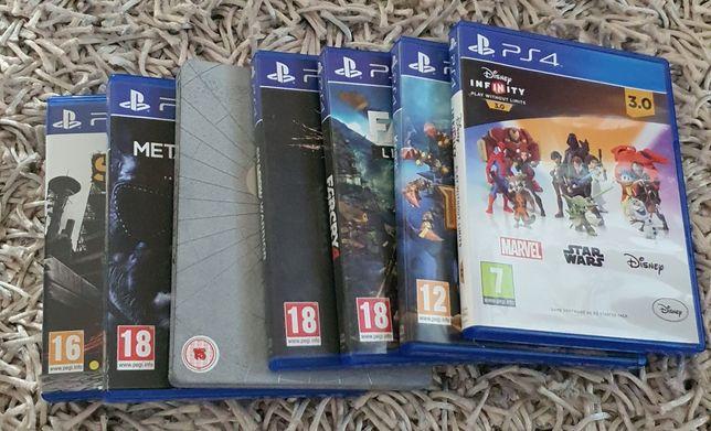 Jocuri PS4 (pachet )