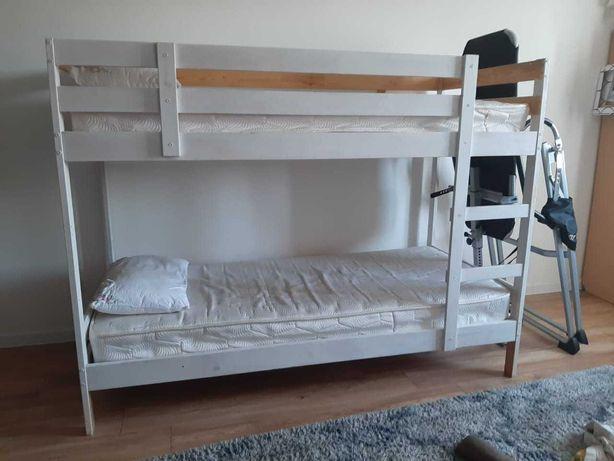 Кровать двух ярусный Икеа