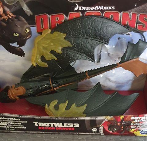 Dragon Toothless  de la DreamWorks