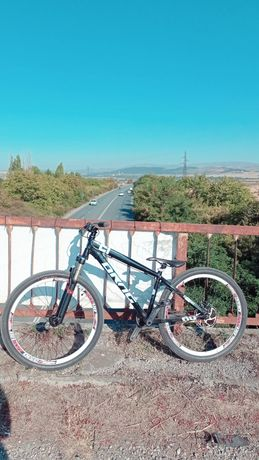 Dirt jump bike (custom drag c1 2017 pro