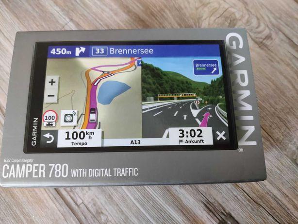 Sistem de navigatie Garmin Camper 780