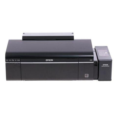 Принтер Epson l805 цветная