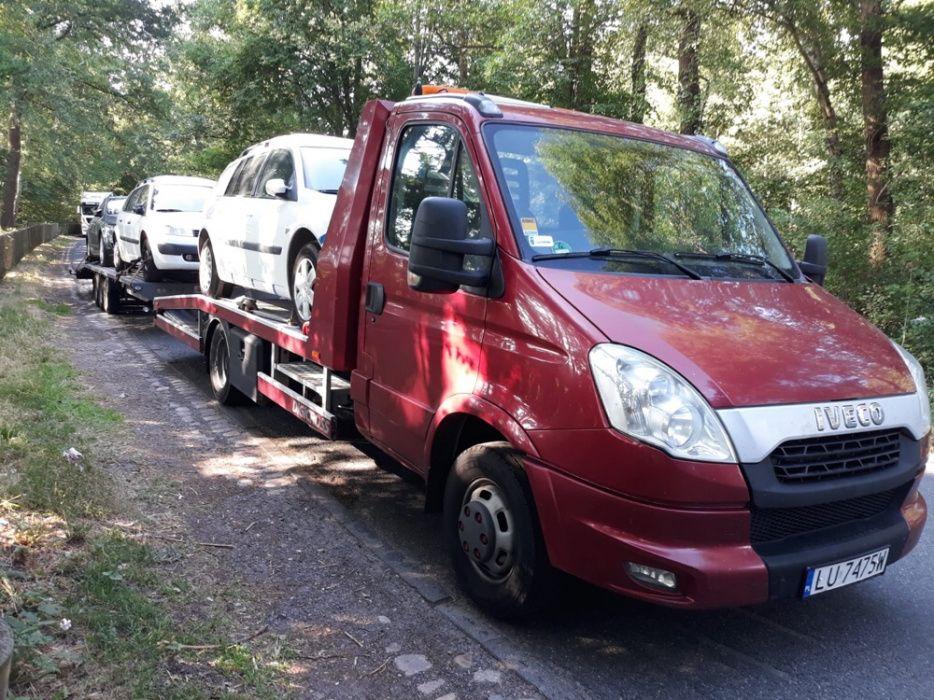 Asiguram transport auto/platforma Germania,Austria,Belgia,Olanda Targoviste - imagine 1