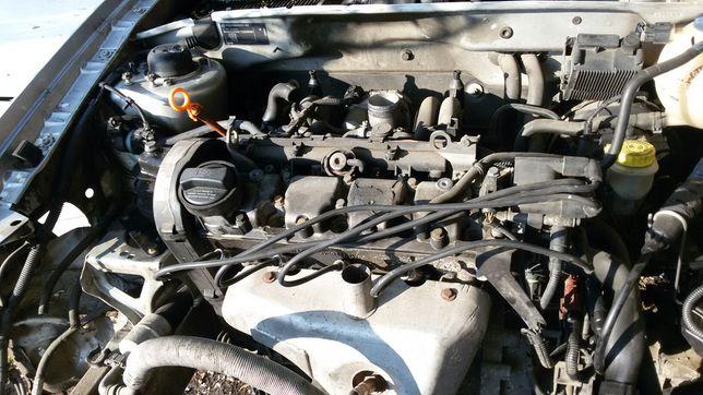 Motor vw polo 6n2. 1,4 mpi