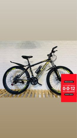 Велосипед скоростной Polato