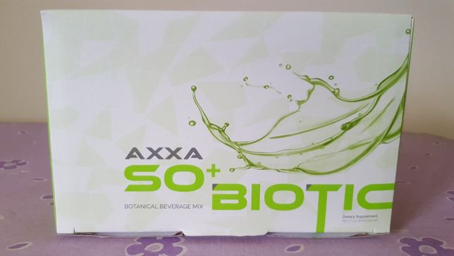 Vand supliment nutritiv Axxa SO Biotic