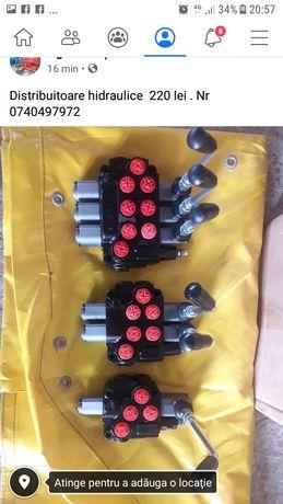 Distribuitoare hidraulice de 80 l