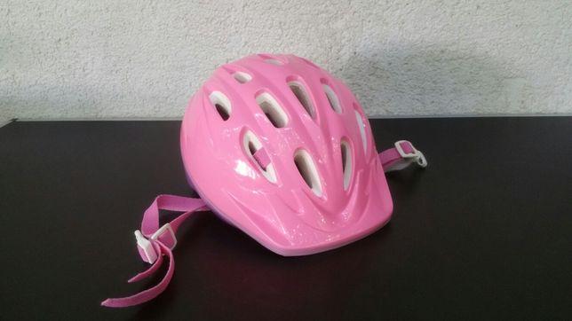 Casca - protectie - copii - fete - bicicleta - role - trotineta